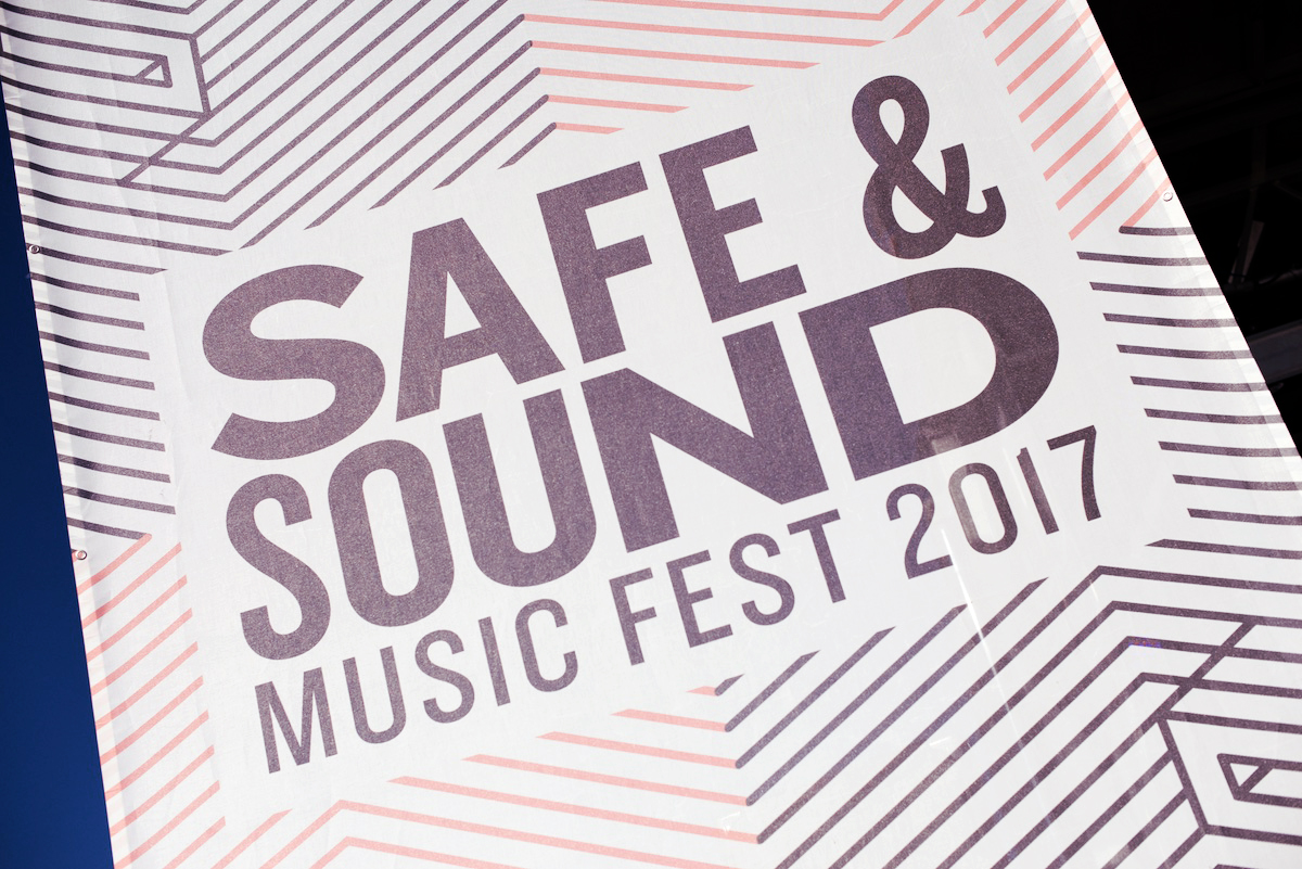 Safe & Sound Music Festival 2017